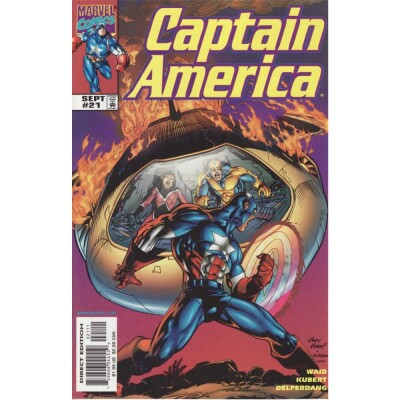 Captain America (Vol. 3) 21