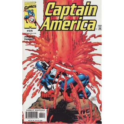 Captain America 34 (Vol. 3)