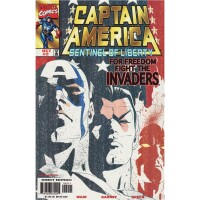Captain America Sentinel of Liberty 2 Cover A