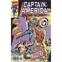 Captain America Sentinel of Liberty 2 Cover B
