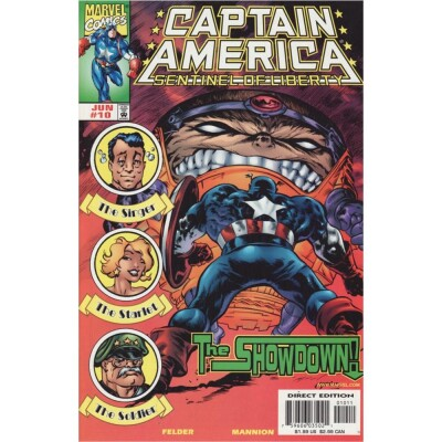 Captain America Sentinel of Liberty 10