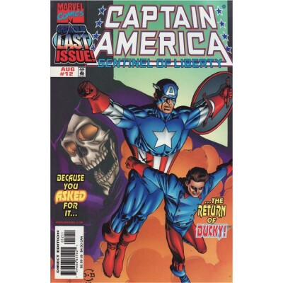 Captain America Sentinel of Liberty 12