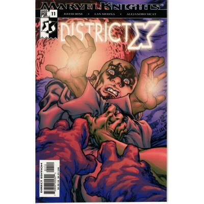 District X 11