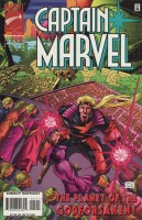 Captain Marvel 5 (of 6) (Vol. 3)