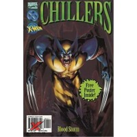 Chillers featuring The X-Men Blood Storm