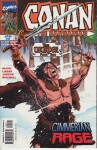 Conan the Barbarian The Usurper 2 (of 3)