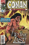 Conan the Barbarian The Usurper 3 (of 3)