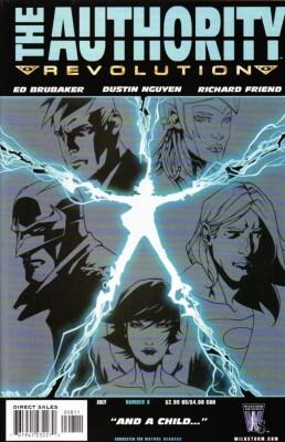 Authority Revolution 8 (Vol. 3)