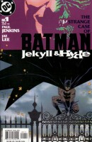 Batman Jekyll & Hyde 1 (of 6)