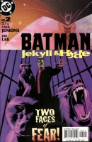 Batman Jekyll & Hyde 2 (of 6)