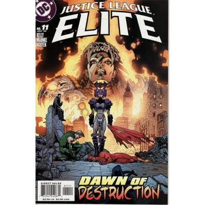 Justice League Elite 11