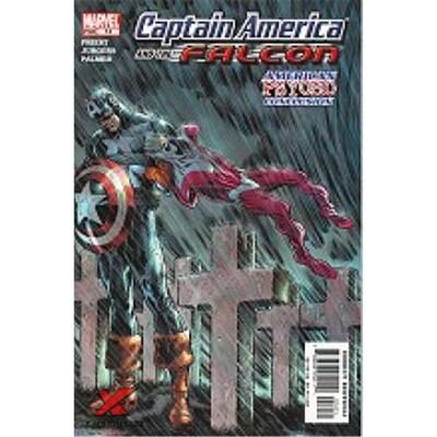 Captain America and the Falcon 14