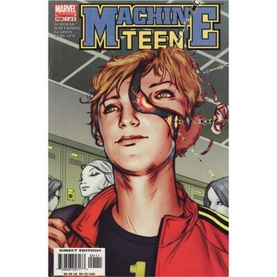 Machine Teen 1 (of 5)