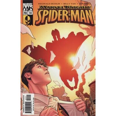 Marvel Knights Spider-Man 14