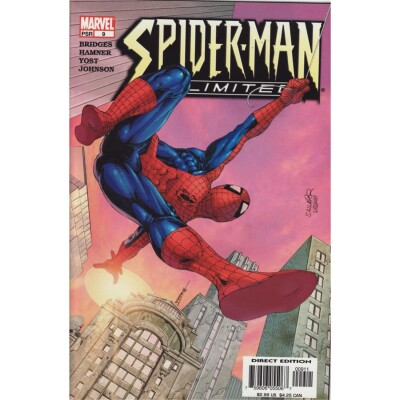 Spider-Man Unlimited 9 (Vol. 3)