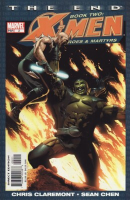 X-Men The End Heroes & Martyrs 2