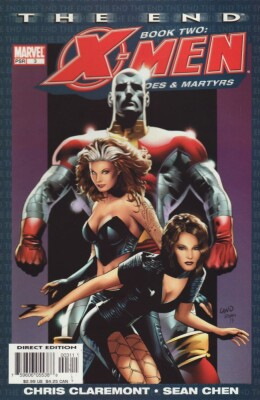X-Men The End Heroes & Martyrs 3