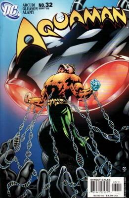 Aquaman 32 (Vol. 6)