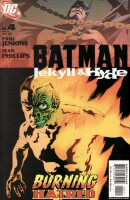 Batman Jekyll & Hyde 4 (of 6)