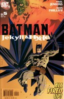 Batman Jekyll & Hyde 5 (of 6)