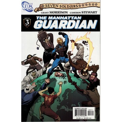 Seven Soldiers The Manhattan Guardian 3 (of 4)