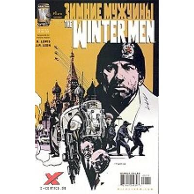 The Winter Men 1 (of 8)
