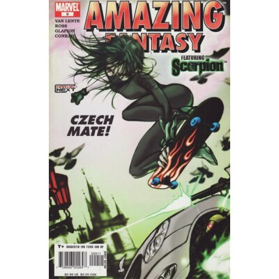 Amazing Fantasy 9 (Vol. 1)