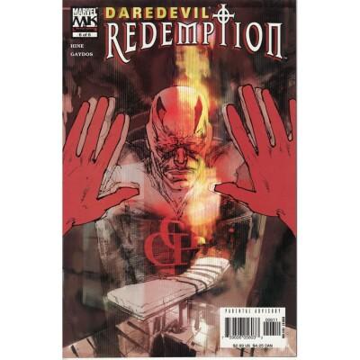 Daredevil Redemption 6 (of 6)