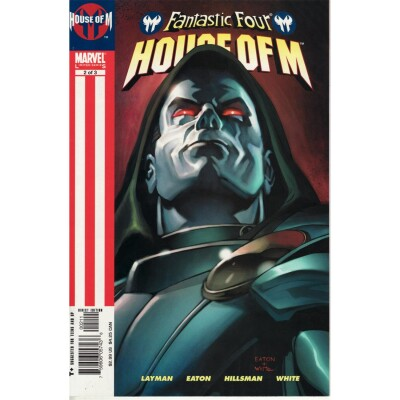 Fantastic Four House of M 2 (of 3)