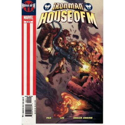 Iron Man House of M 2 (of 3)