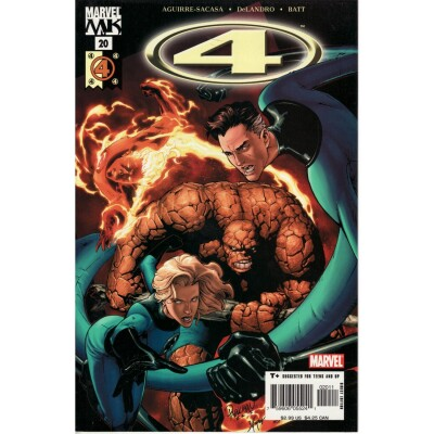 Marvel Knights Four 20