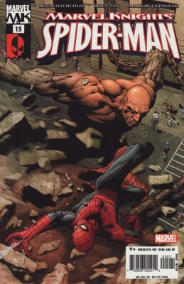 Marvel Knights Spider-Man 15
