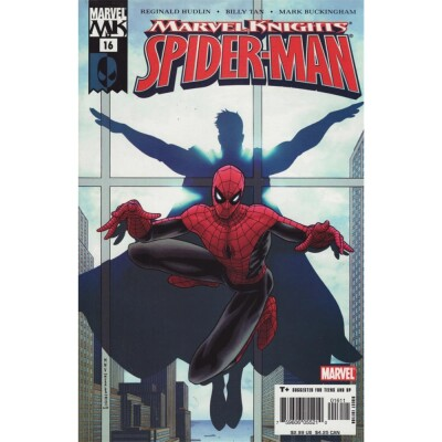Marvel Knights Spider-Man 16