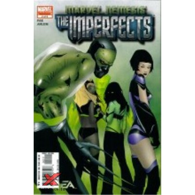 Marvel Nemesis The Imperfects 2 (of 6)