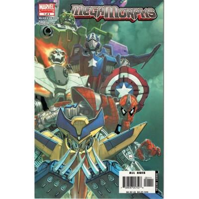 Megamorphs 1 (of 4)