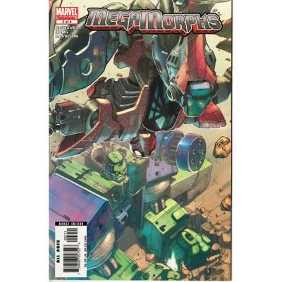 Megamorphs 2 (of 4)