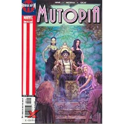 Mutopia X 2 (of 5)