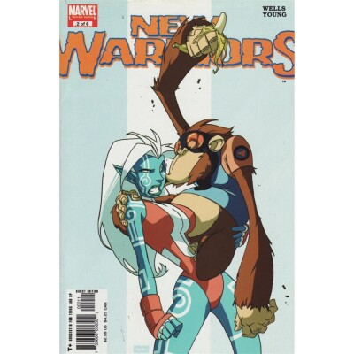 New Warriors 2 (of 6)
