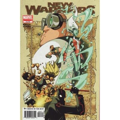 New Warriors 3 (of 6)