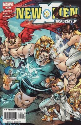 New X-Men Academy 15