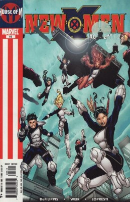 New X-Men Academy 16