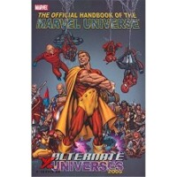 The Official Handbook of the Marvel Universe Alternate...