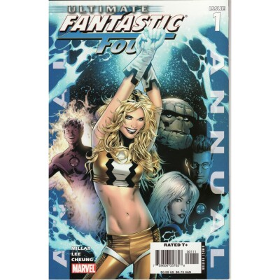 Ultimate Fantastic Four Annual 1