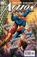 Action Comics 830 (Vol. 1)