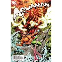 Aquaman 34 (Vol. 6)