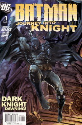 Batman Journey into Knight 01 (of 12)