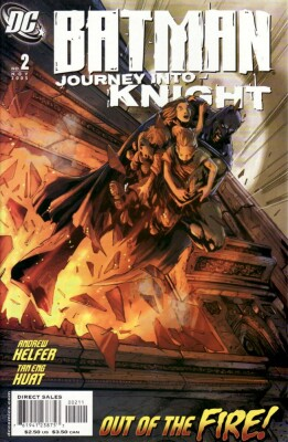 Batman Journey into Knight 02 (of 12)