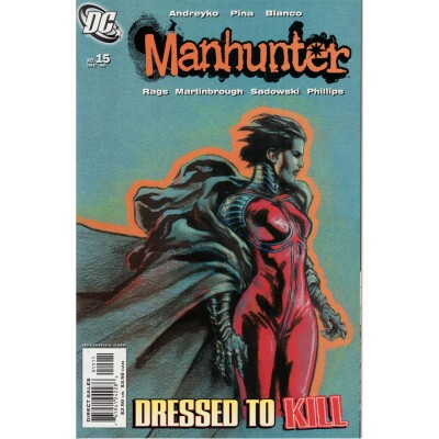 Manhunter 15 (Vol.3)
