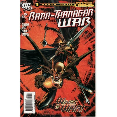 Rann-Thanagar War 5 (of 6)