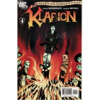 Seven Soldiers Klarion the Witch Boy 4 (of 4)